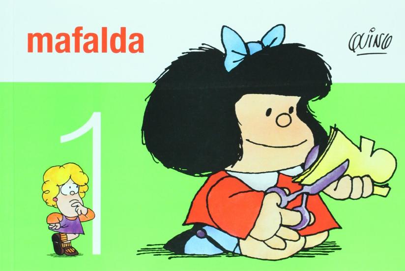 6 Asuntos Político-Sociales en la Voz de Mafalda