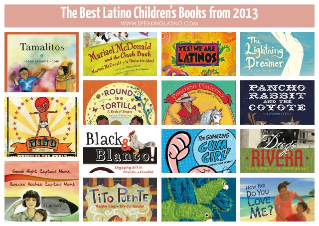 latino childrens books